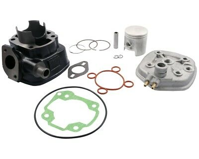 Kit cylindre 70cc 2EXTREME Sport pour Minarelli horizontal LC Scooter