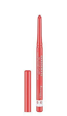 Genuine Rimmel London Exaggerate Automatic Lip Liner 102 Peachy Beachy
