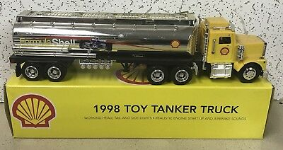 Shell 1998 Toy Tanker Truck - 3rd in a Series - In Box