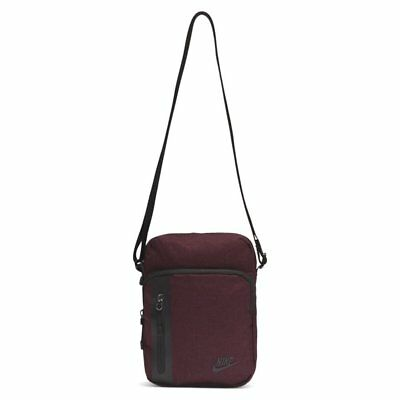 Nike Tech Small Items  Bolso Burdeos Unisex BA5268-653