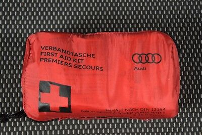 Original VW Verbandtasche 5F0860282 Verbandskasten first aid bag 06/2018