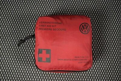 Original VW Verbandtasche 1K8860282 Verbandskasten first aid bag 12/2019