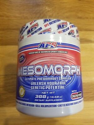 APS Mesomorph Ultimate ORIGINAL FORMULA Pre-workout FREE SHIPPING Pinapple