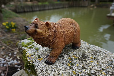 Mo0371    Figurine  Statuette  Ours   Animal Sauvage