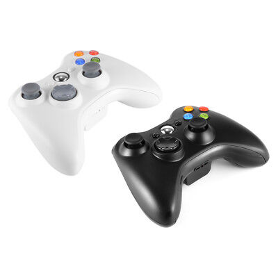 New Black/White Wireless Bluetooth Game Console Controller Joypad for Xbox 360