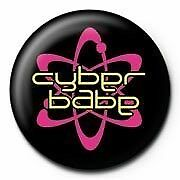 Badge Cyber - Babe