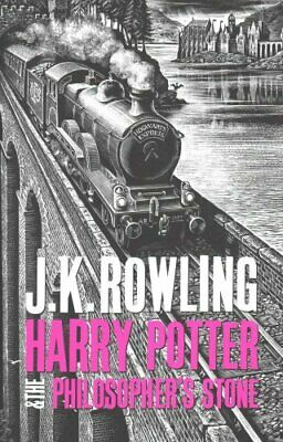 Harry Potter and the Philosopher's Stone by J. K. Rowling 9781408865279