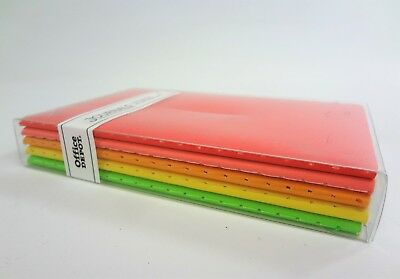 Office Depot Journals 5 Mini Journals 48 Ruled Pages Each