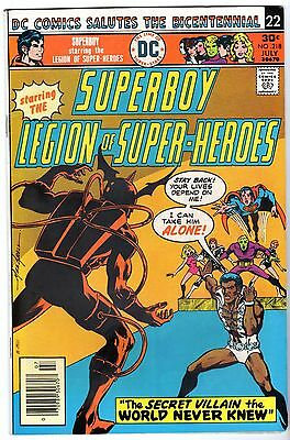 Superboy & The Legion of Super-Heroes #218, Fine - Very Fine Condition