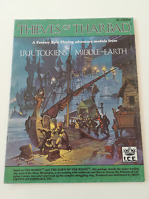 Thieves of Tharbad, J.R.R. Tolkiens's Middle-Earth, ICE #8050