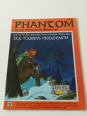 Phantom of the Northern Marches, J.R.R. Tolkiens's Middle-Earth, I.C:E #8102