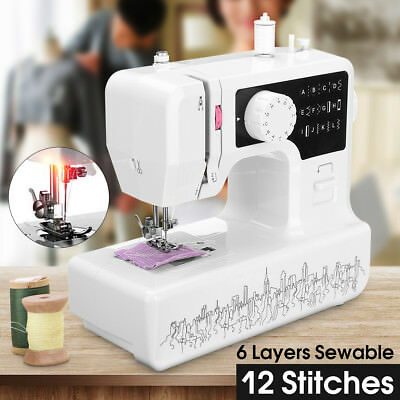 Professional Elec Sewing Machine Quilting Multi-Function USB Household Full Size