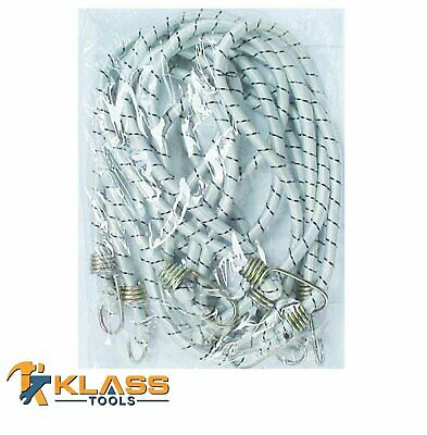 """62"""" Inch Jumbo Bungee Cord with Zink Coded Hook (Tie Down)"""