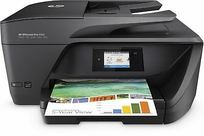 HP OfficeJet Pro 6960 All-in-One Printer Wireless Print Fax Scan Copy