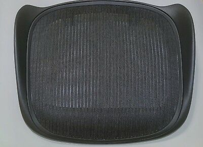 Fully Refurbished Rejuvenated Aeron Seat Pan Replacement Size B 3D01 (New Foam)