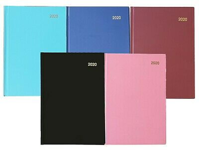 2019 Diary A4 A5 A6 hard back Page A Day or Week To View Office Planner Student