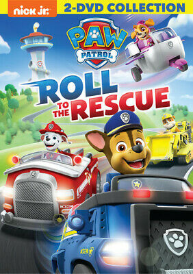 Paw Patrol: Roll To The Rescue - 2 DISC SET (REGION 1 DVD New)