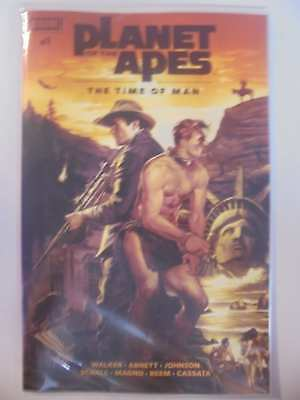 Planet of the Apes Time of Man #1 BOOM! NM Comics Book