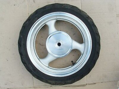 Skad Mt150T 2011 Model Back Wheel Good Condition