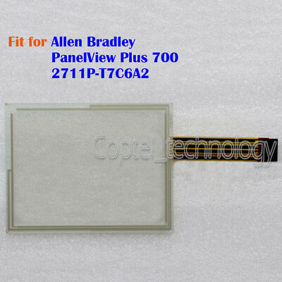 for Allen Bradley PanelView Plus 700 2711P-T7C6A2 2711PT7C6A2 Touch Screen Glass