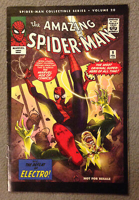 Spider-Man Collectible Series Volume #20  -Electro! Part 2 -Marvel Reprint 2006