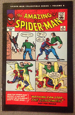 Spider-Man Collectible Series Issue #8 '...the Sandman!' -Marvel Reprint 2006