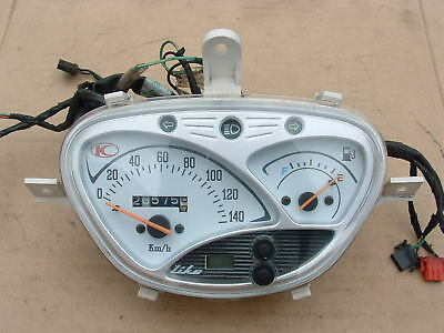 Kymco Like 125 2011 Mod Instrument Panel Good Condition