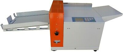 Hand Feed Programmable Bar Creaser and Perforator HCRP320