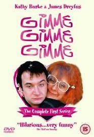 Gimme, Gimme, Gimme The Complete First Series (DVD, 2001)