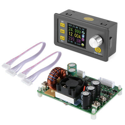 DPS5015 DC 50V 15A Adjustable Step-down Regulated LCD Power Supply Module TE680