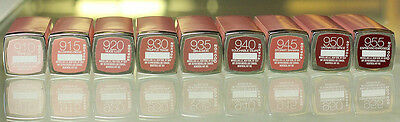 New Maybelline Color Sensational The Buffs Lipstick Lip Color Choose Shade