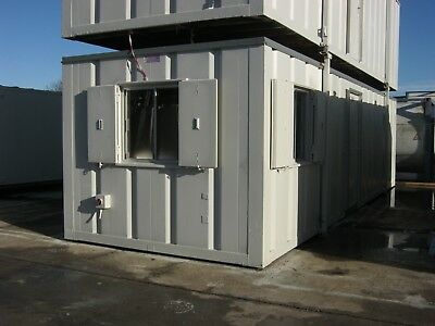 "32ft x 10f Anti Vandal Portable Cabin "" FOR SALE ""Site Office welfare unit"