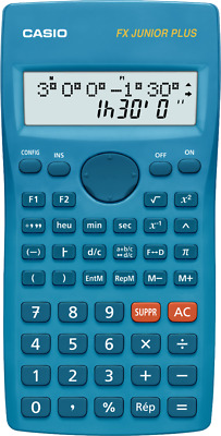 Casio FX Junior Plus - calculatrice Scientifique
