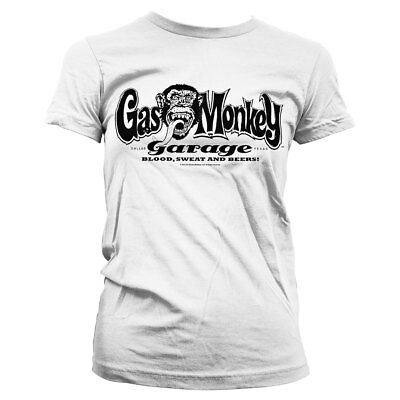 Officially Licensed GMG Blood  Sweat /& Beers Women/'s T-Shirt S-XXL Sizes
