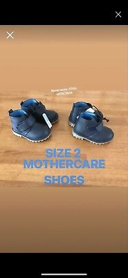Mothercare Shoes SIZE 2