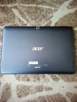 Acer tablet 10 zoll ( Acer Iconia One 10 ) B3 A20 in Schwarz