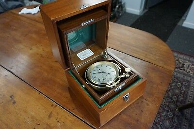 Thomas Mercer Marine Chronometer, circa 1956