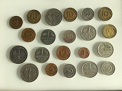 Germany Coins - Mixed Lot