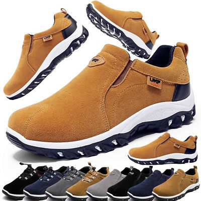Men's Shoes Outdoor Breathable Casual Sneakers Running Walking Shoes best Top