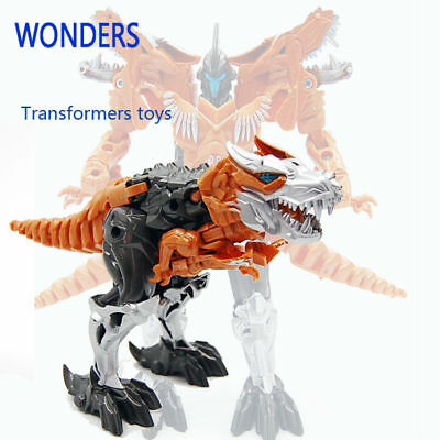 Children's Toy Transformer Robot Dinosaur Model Christmas Gift Boy