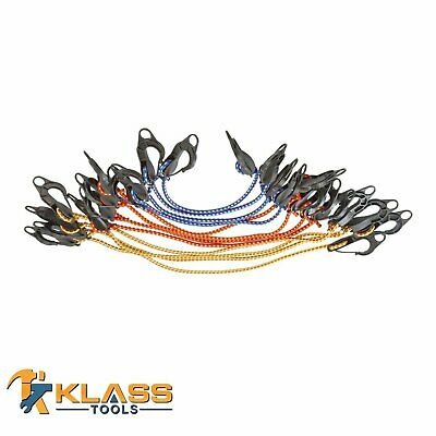 """24"""" Heavy Duty Adjustable Stretch Cord / Tie Down Cord / Bungee Cord"""