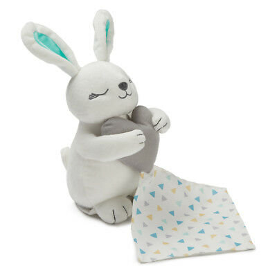 Summer Infant Baby Comforter Heartbeat Soothers - Bunny