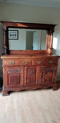 Antique Arts And Crafts Dresser Sideboard Must Sell This Weekend! Offers :-)