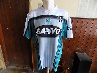 Vintage Penrith Panthers rugby league shirt size 2XL NRL official product jersey