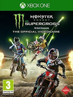 Monster Energy Supercross - The Official Videogame Xbox One Game