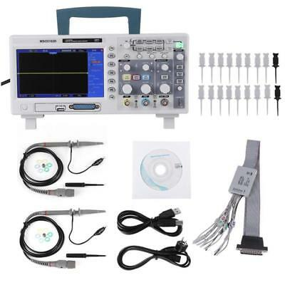 Hantek MSO5102D 2in1 Digital Oscilloscope 100MHz 2CH 1GSa/s 16CH Logic Analyzer