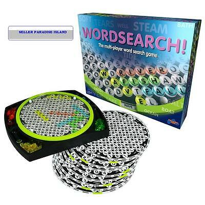 Word Search Board family Game Christmas gift puzzle