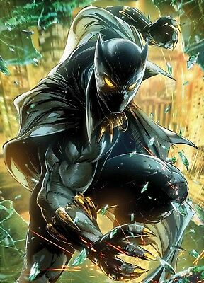 Black Panther #5 Battle Lines Variant (2018 Marvel Comics) NM Coates Acuna