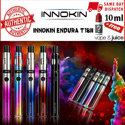 Innokin T18E 2 II V2 Starter Kit |Variable Power | UPGRADED Tank