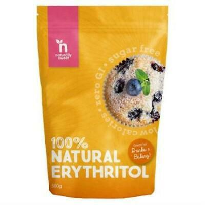 Naturally Sweet Erythritol